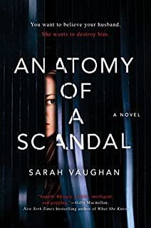 Book Cover: Anatomy of a scandal : a novel