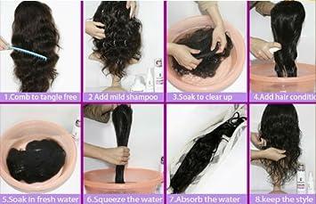 Le masque pour les cheveux de la restitution de la longueur