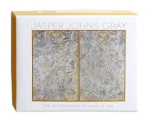 Boston International Metropolitan Museum Of Art Boxed Note Cards Jasper Johns: Gray