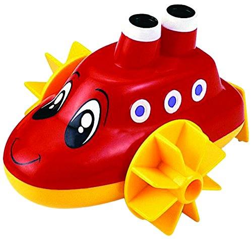 Navystar Wind Up Boat Baby Toy (Colors May Vary)