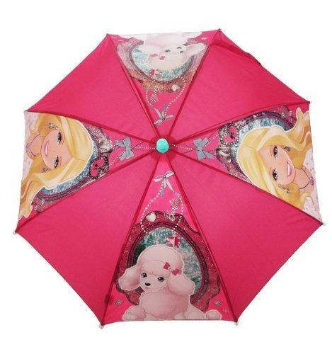 Barbie parapluie