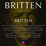 echange, troc  - Britten dirige Britten (Coffret 7CD)