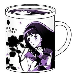 劇場版 魔法少女まどか☆マギカ 劇場版暁美ほむらフタつきマグカップ