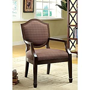 Sherni Medieval Style Accent Chair Living Room Furniture Sets