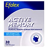 Efamol Efalex Active Memory - Pack of 30 Capsules