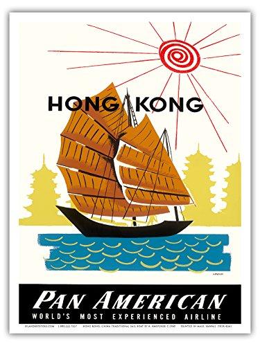 hong-kong-china-chinese-junk-ship-and-pagoda-temples-pan-american-world-airways-vintage-airline-trav