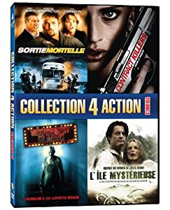 Collection 4 Action Volume 3 (Version française)