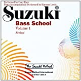 51rg5NdXYIL. SL160  Suzuki Bass School, Volume 1 (CD)