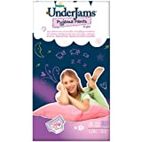 Pampers Underjams Girl 8-12 Years 9 per pack