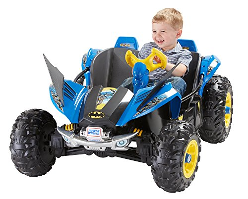 Power Wheels Batman Dune Racer (12 Volt Power Wheels compare prices)
