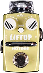 Hotone LIFT UP (Clean Boost) Skyline Series Stompbox by HOTONE