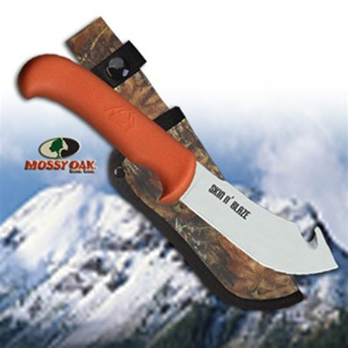 Outdoor Edge Skin n' Blaze Fixed Blade Skinner