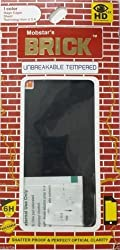 Onkarta Presents Brick Reusable and Unbreakable 6 Layer Flexi 6H Tempered Glass for iBerry Auxus Note 5.5