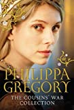 img - for The Cousins' War Collection: White Queen, Red Queen, Lady of the Rivers, Kingmaker's Daughter, The White Princess by Gregory, Philippa (2014) Paperback book / textbook / text book