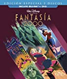 Fantasia 2000 - Double Play (Blu-ray + [Region Free]