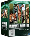 Ultimate Wildlife Edition - Wildtiere an Land [5 DVDs]