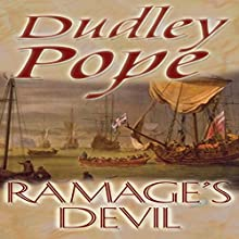 Ramage's Devil (       UNABRIDGED) by Dudley Pope Narrated by Steven Crossley