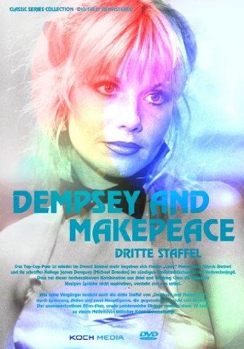 Dempsey & Makepeace - Staffel 3 [3 DVDs]