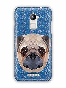 YuBingo The Bulldog Designer Mobile Case Back Cover for Coolpad Note 3 Lite