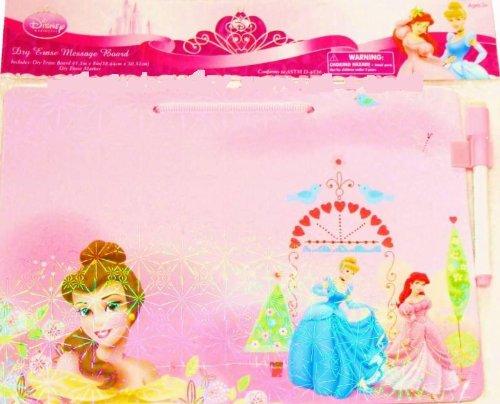 Disney Princess Belle Dry Erase Message Board Pen