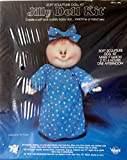 Soft Sculpture Doll Kit #874 - Jilly