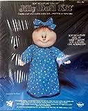 Soft Sculpture Doll Kit #874 - Jilly