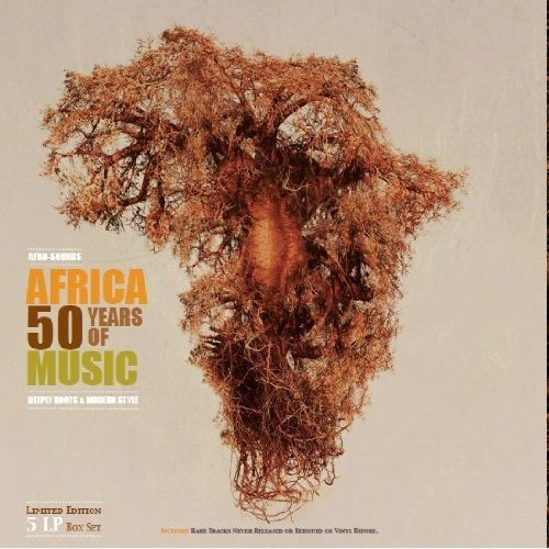 Africa 50 Years of Music 10''