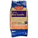 Arrowhead Mills Organic Red Lentils-16 oz