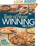 Taste of Home Winning Recipes: 645 Re...