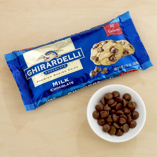 Ghirardelli Milk Chocolate Baking Chips 11.5