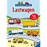 "Ravensburger Stickerspa�: Lastwagenvon ""Sam Taplin"""