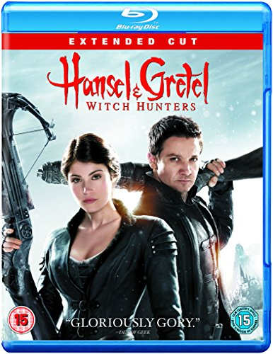 HANSEL AND GRETEL WITCH HUNTERS  EXTENDE [Blu-ray] [UK Import]