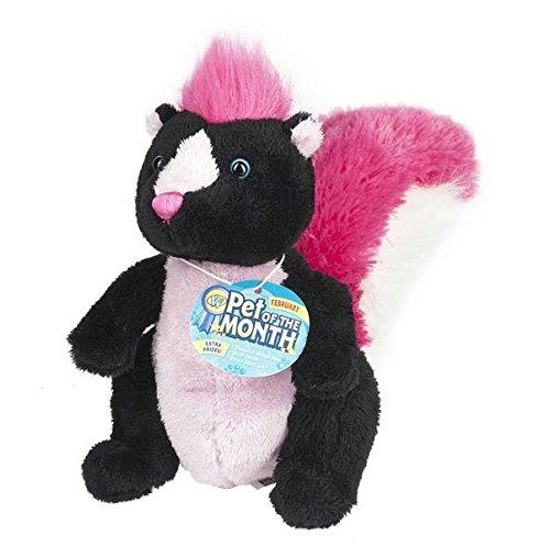 Webkinz Sassy Skunk February 2015 Pet of the Month - 1
