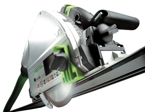 Festool TS 55 EQ Plunge Cut Circular Saw (set)