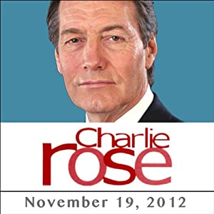 Charlie Rose: David Ignatius, Aluf Benn, and Julian Sands, November 19, 2012 | [Charlie Rose]