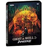 Ghost in the Shell 2: Innocence (Steelbook with Soundtrack CD) ~ Mamoru Oshii