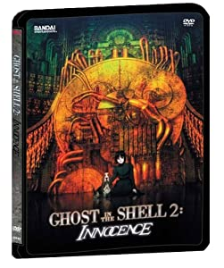 Ghost in the Shell 2: Innocence (Steelbook with Soundtrack CD)