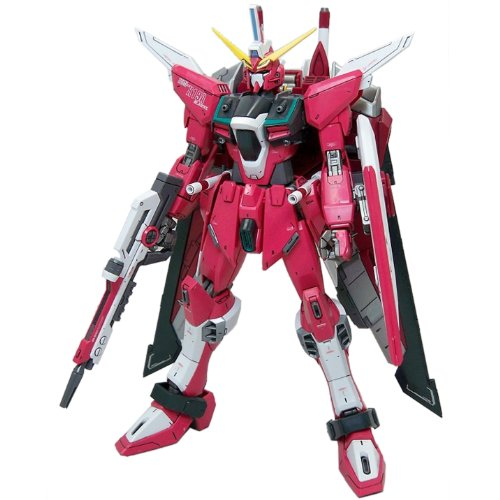 Bandai - MG Infinite Justice Gundam Set Costruzioni, 1/100