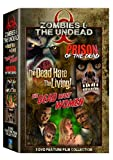 Zombies & The Undead Box Set [DVD] [Region 1] [US Import] [NTSC]