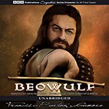 Beowulf Audiobook by Francis Barton Gummere - translator Narrated by David McCallion
