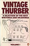 Vintage Thurber: A Selection of the Best Writings and Drawings of James Thurber:Two Volume Set (0140065148) by James Thurber