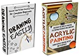 Drawing And Painting : Box Set : The Complete Extensive Guide On Drawing And Acrylic Painting Easily (Acrylic Painting techniques, Acrylic Painting , Acrylic ... for beginners,drawing manga, drawin)