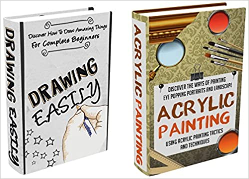 Paint Set Drawing Drawing And Painting Box Set