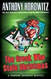 The Greek Who Stole Christmas (Diamond Brothers, The)