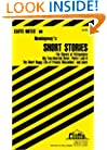 CliffsNotes Hemingway's Short Stories (Cliffsnotes Literature Guides)