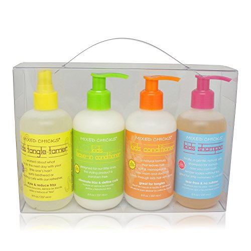 Mixed Chicks Kids Quad Pack 8 oz (Mixed Chick Hair compare prices)