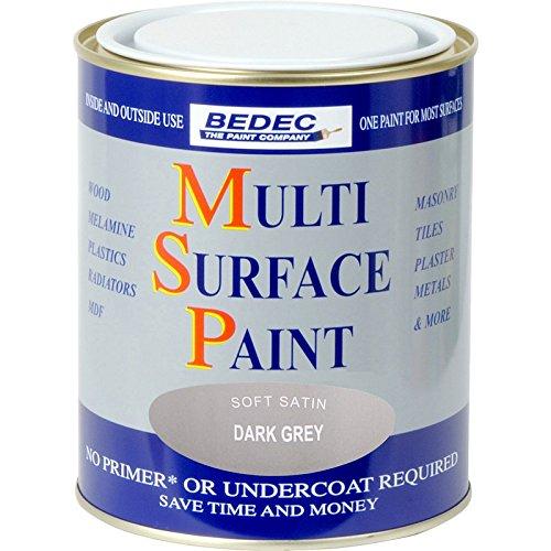bedec-multi-surface-paint-satin-dark-grey-750ml