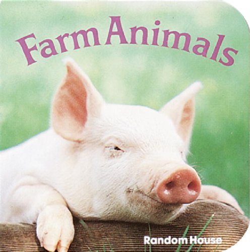 Farm Animals (A Chunky Book(R)) front-449624