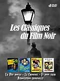 Les Classiques Du Film Noir : La Rue Rouge (Scarlet Street) - Le Criminel (The Stranger) - Je Dois Tuer (Suddenly) - Association Criminel (The Big Combo) / Coffret 4 DVD