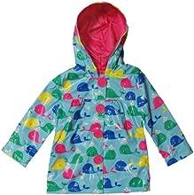 Raindrops Little Girls39 Whale Spring Jacket